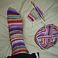Magic Stripes socks