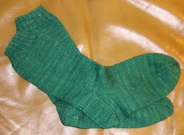 C's Koigu Socks